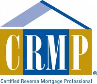CRMP Certified Reverse Mortgage Professional logo